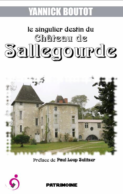 Couverture du roman de Sallegourde